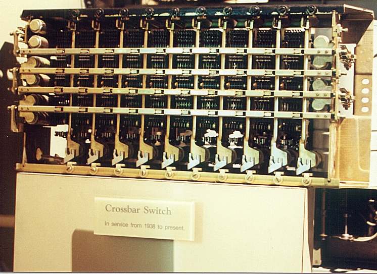 Switches Switchboards And Central Offices