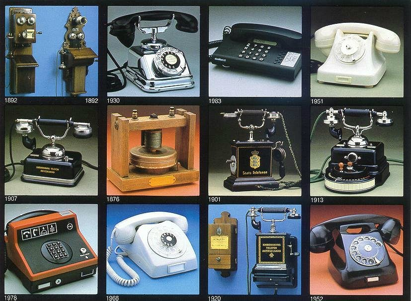 international telephones