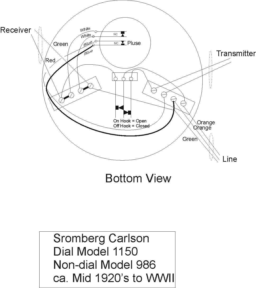 stromberg carlson schematics