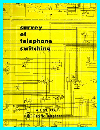 Cover of Survey of Telephone Switching